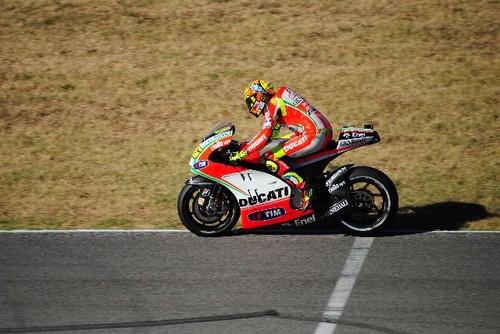 Valentino Rossi (Misano test 2012)