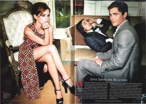 Vanity Fair - October, 2012