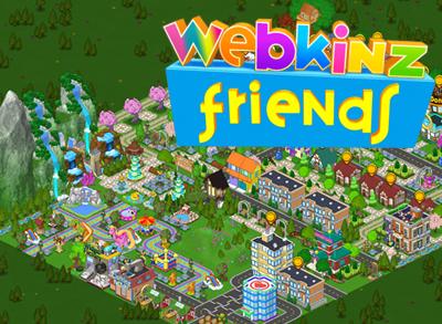 Webkinz mga kaibigan on Facebook