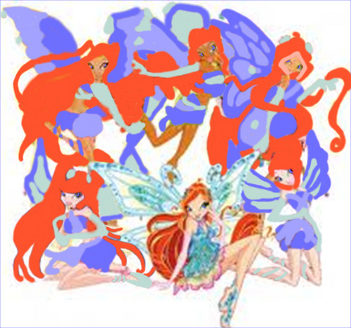 Winx Club-Bloomix Enchantix Version
