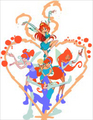 Winx Club-Bloomix Magic Winx/Charmix Version(without Aisha)