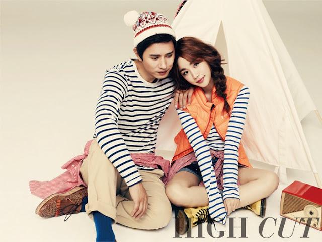 Korean Dramas Yoon-Meahri couple