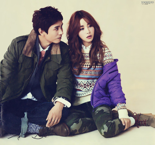 Yoon-Meahri couple