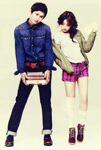 Yoon-Meahri couple