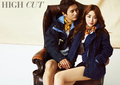 Yoon-Meahri couple - korean-dramas photo