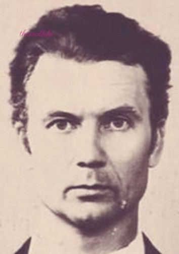 Serial Killers wallpaper possibly containing a business suit and a portrait entitled Young Andrei Chikatilo