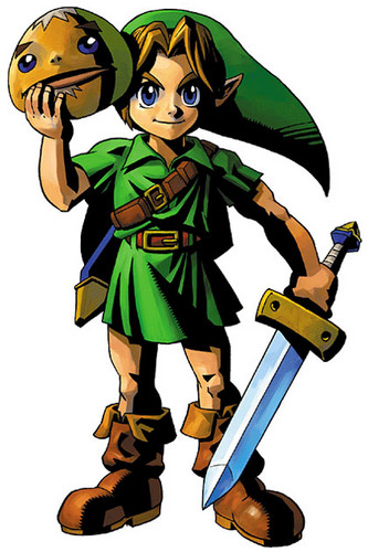 Young Link(Majora's Mask)