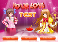 Your Love Test Game - Dressup24h.com