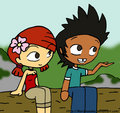 Zoey and MIke=<3 - total-drama-island photo