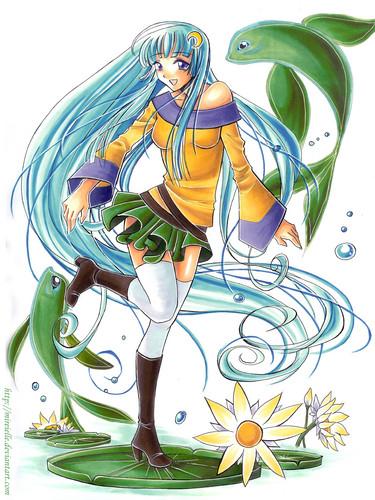 アニメ school girl