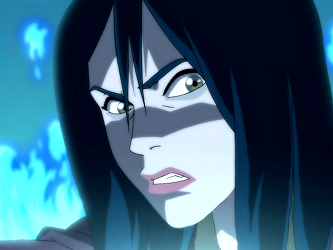 Avatar: The Last Airbender achtergrond called azula