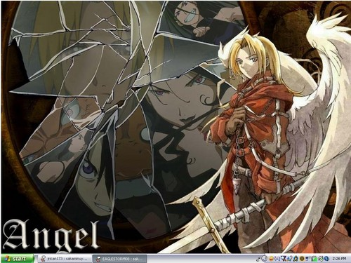 broken ángel