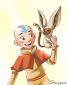 cool fan art - avatar-the-last-airbender fan art