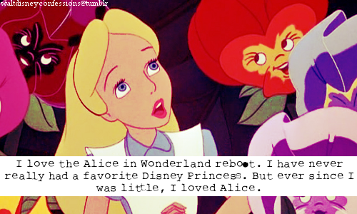 Alice in Wonderland wallpaper containing anime called disney confessions