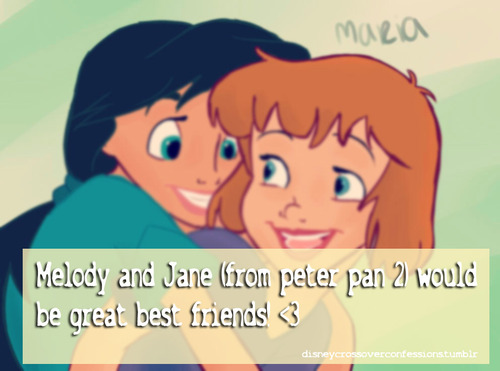 디즈니 crossovers