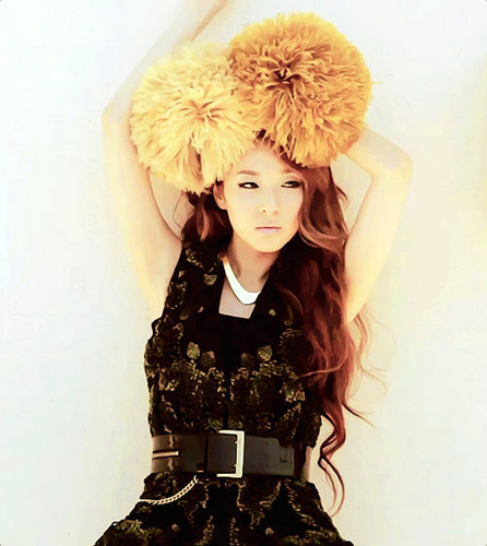 DARA 2NE1 wallpaper possibly containing a polonaise, a kirtle, and a dress entitled elegant dara