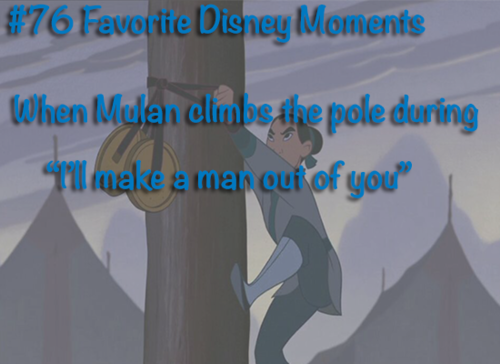 Favorit Disney moments