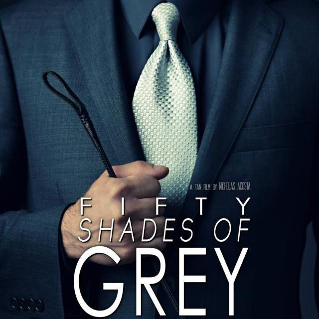 Fifty shades of grey fan art movie poster fifty shades for 50 shades of grey films
