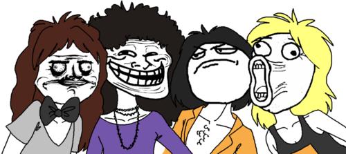funny queen cartoon