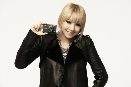 DARA 2NE1 wallpaper containing a well dressed person called cl 2ne1 nikon