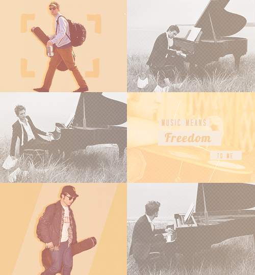 musique means freedom to me<3