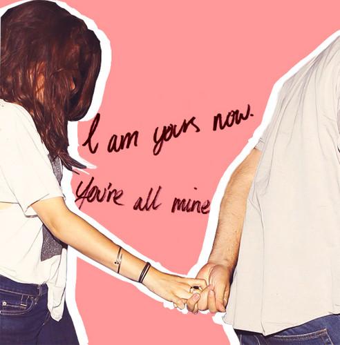 never let me go...never let me go<3