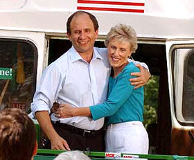 paul and sheila wellstone