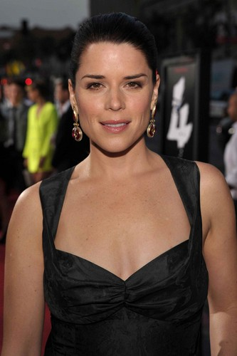 """premiere of """"Scream 4"""" in Hollywood"""