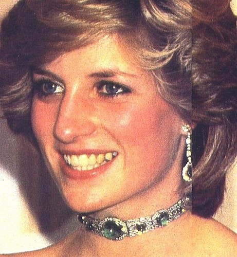 Prinzessin Diana Hintergrund containing a portrait titled princess diana perfect smile