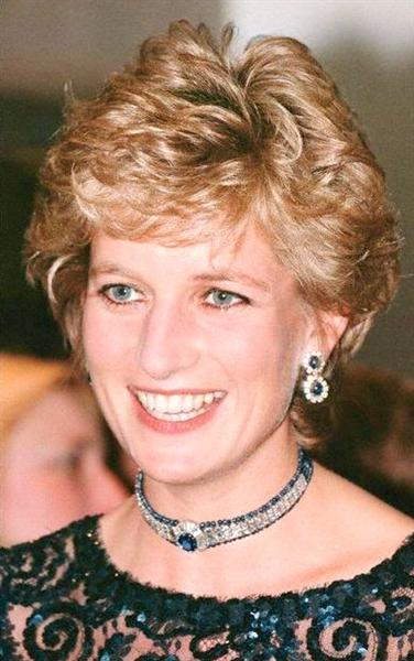 princess diana perfect smile