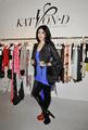 reveals her new fashion design collection in London - kat-von-d photo