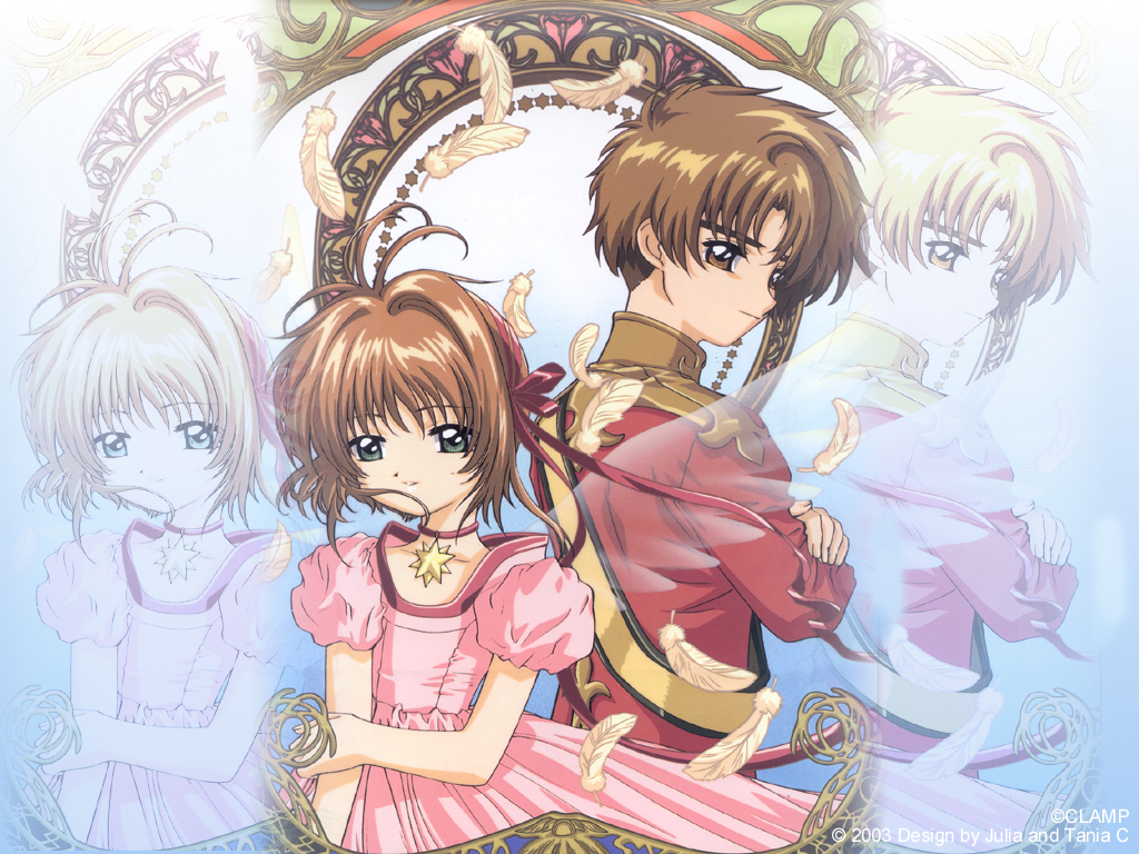 sakura and syaoran - photo #2
