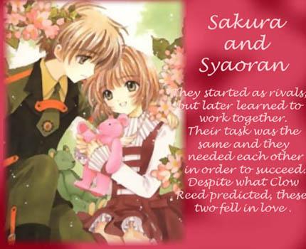 sakura syaoran
