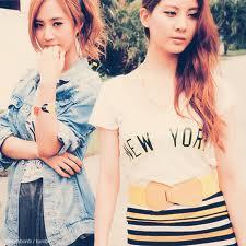 seohhyun and yuri