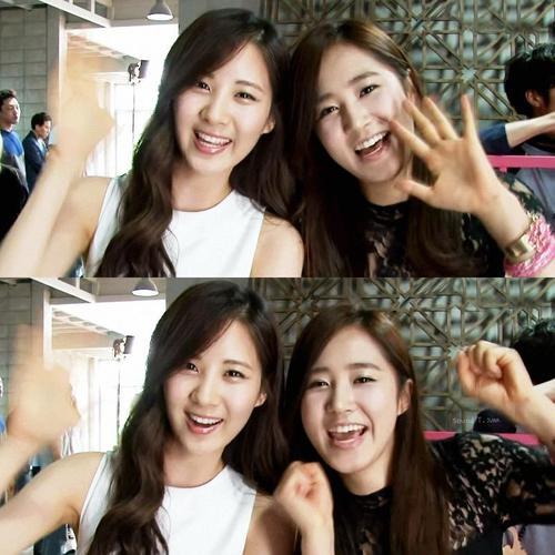 seohyun and yuri