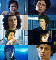 sigourney weaver - movies fan art