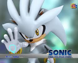silver the hidgehog