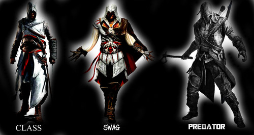 Assassin's Creed wallpaper possibly with a breastplate, a tabard, and a lippizan entitled swag