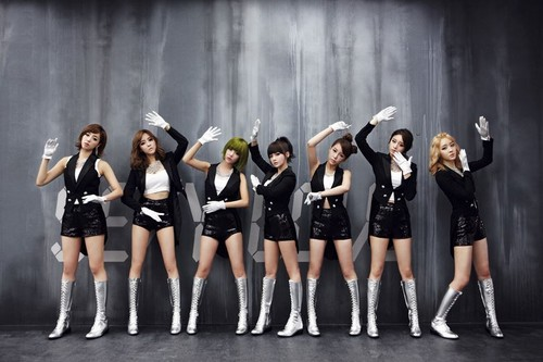 T-ARA (Tiara) wallpaper possibly containing a leotard entitled t-ara sexy LOVE