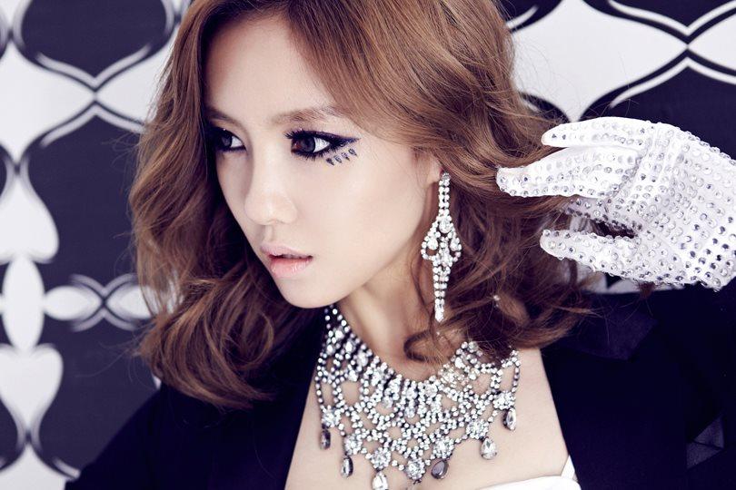 Foto selca jiyeon t-ara sexy love