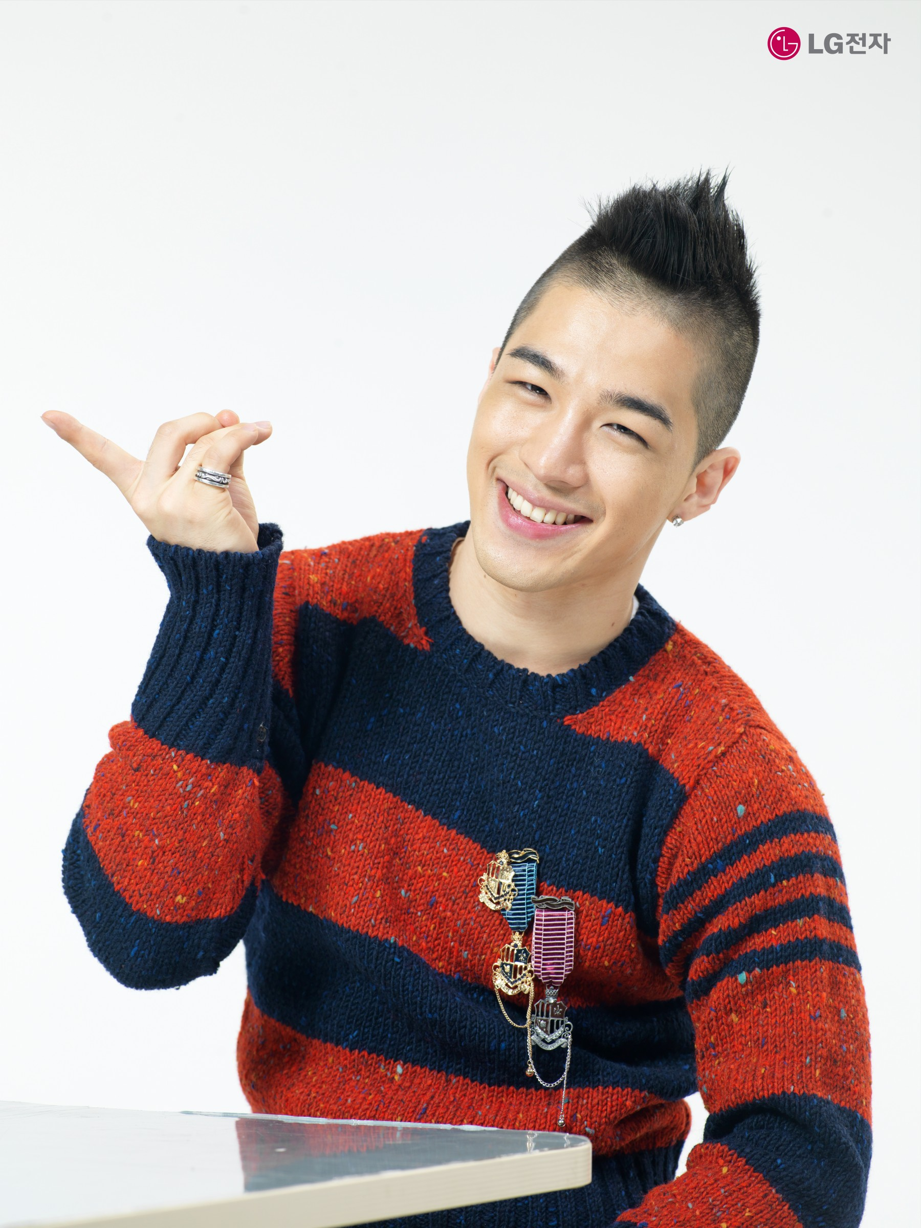 Meet K Pop Star Taeyang Fashion S Finest New Front Row