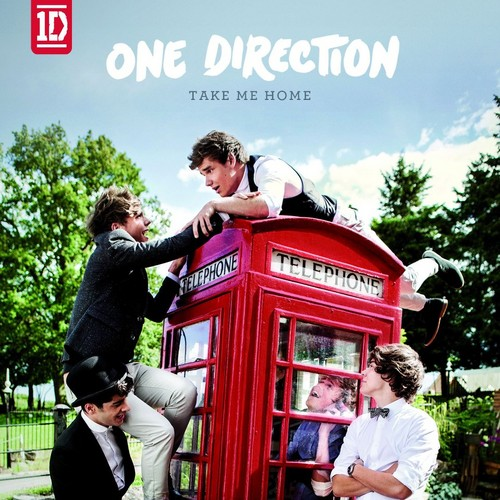 take me Home cover