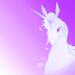 the Last Unicorn - fantasy icon