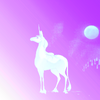 Fantasy photo probably with a concert titled the Last Unicorn