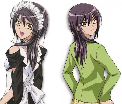 Kaichou wa Maid-sama wallpaper titled usuitakumi77