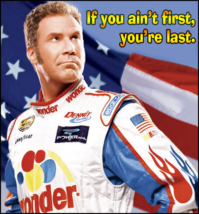 Will Ferrell Wants You To Vote >> What is your favourite Will Ferrall movie quote? Poll Results - Will Ferrell - Fanpop