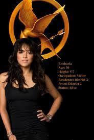 Enobaria Hunger Games Enobaria