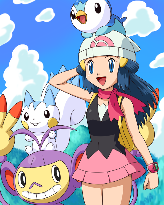 Pokemon Dawn: Dawn Or Iris? Poll Results