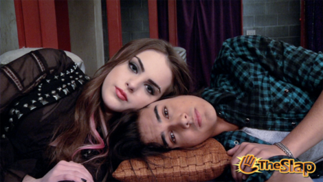 Are beck and jade from victorious really hookup