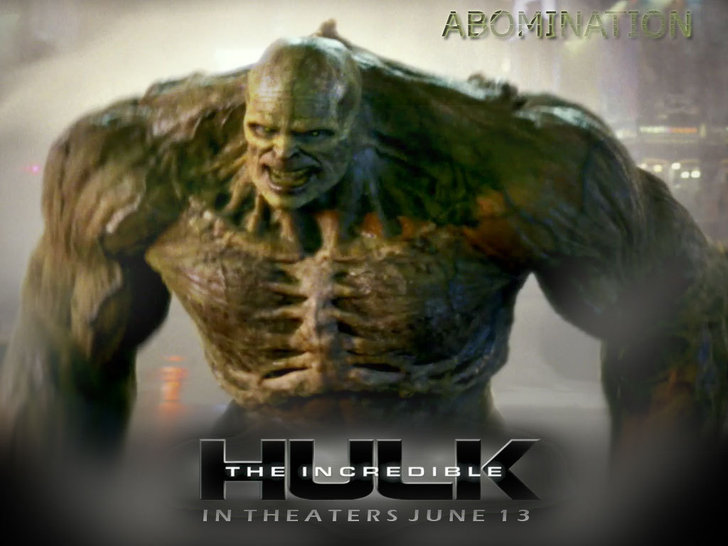 Which Abomination Emil Blonski Looks Better The Incredible Hulk